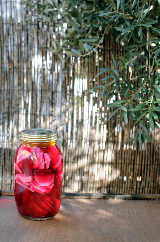 beet and turnip pickles
