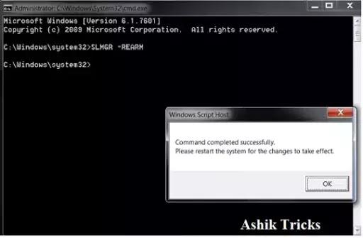 How to Fix \u201cThis Copy of Windows is Not Genuine\u201d Error on WINDOW 7