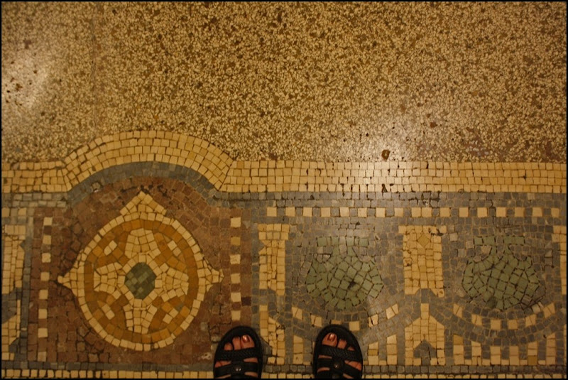Shoefie, Municipal House, Prague
