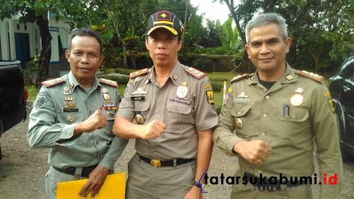 Penambahan Personel Baru Sat Pol PP Sukabumi Tersandung Regulasi