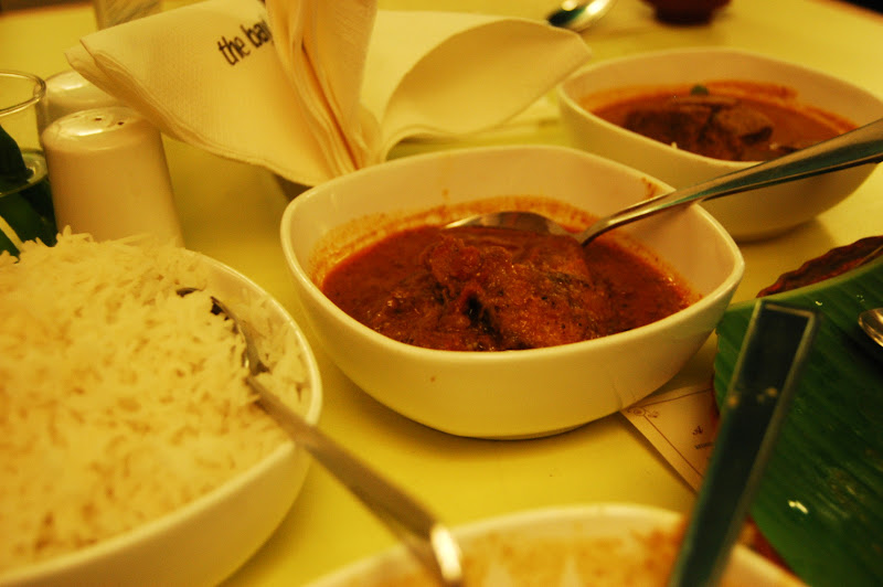 Dhokar dalna at Bay Leaf, Chennai