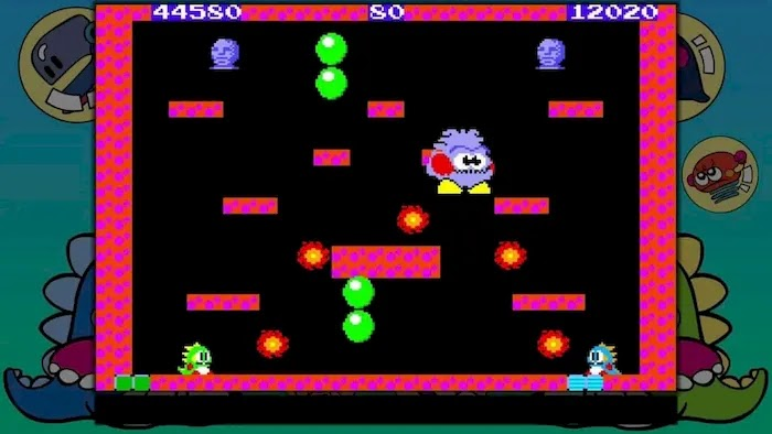 Best NES Games of All Time Bubble Bobble