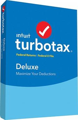 turbo tax deluxe