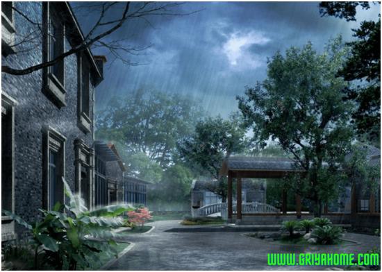 Renovasi Rumah Saat Musim Hujan