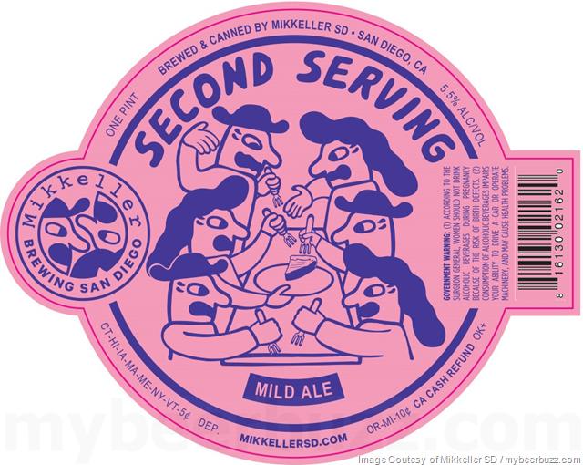 Mikkeller San Diego Adding Second Serving Mild Ale Cans