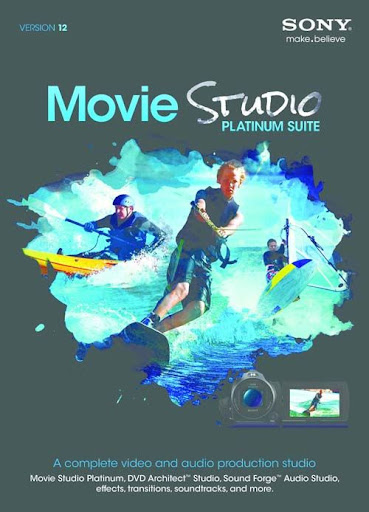 Download - Sony Movie Studio Platinum 12 Final - Multinguagem - x86 e x64 + Keygen 2012