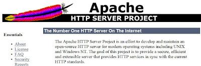 Apache http://httpd.apache.org/