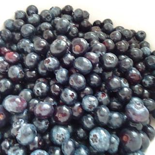 Carl's Favorite Blueberry Pie