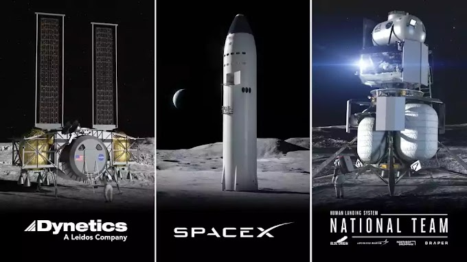 SpaceX Starship: SpaceX rapidly builds, tests Moon elevator for NASA | Starlink now in Malaysia