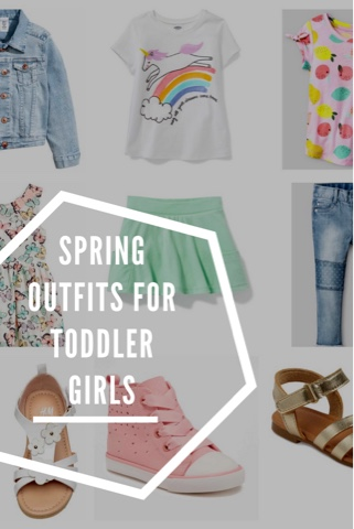 Spring Must Have Outfits for Toddler Girls The Daily April N Ava