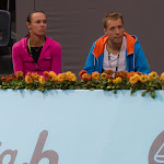 Martina Hingis & Oliver Pocher - Mutua Madrid Open 2014 - DSC_0092.jpg