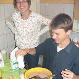 Promykowe ciasto