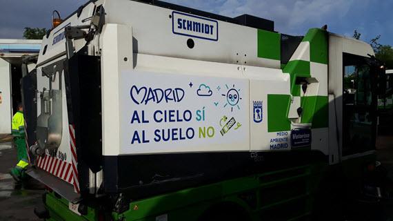 Empresa Municipal de Servicios Ambientales (EMSA) para parques, puntos limpios y conservación del Manzanares