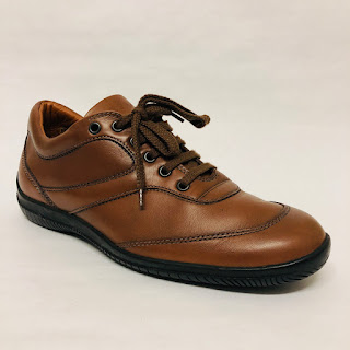 Hogan Brown Leather Trainers