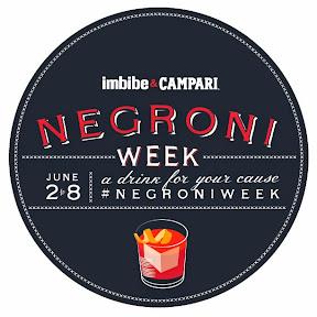 Negroni Week 2014 is June 2-8