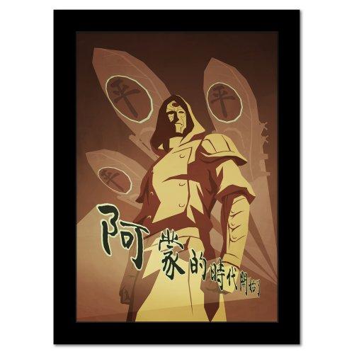 avatar korra amon poster