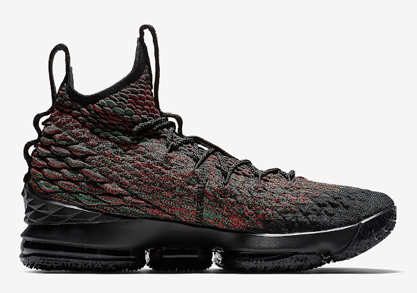 Nike LeBron 15 BHM is a Tribute to James Speech at ESPYs