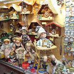 souvenir shop in innsbruck in Innsbruck, Tirol, Austria
