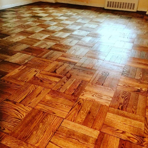 Sand And Refinish Parquet Floors Sand And Refinishing Parquet Floors