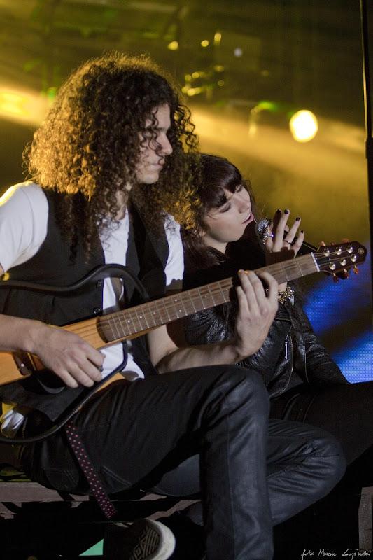 2010-09-05 - Ewa Farna w Bydgoszczy w Myslecinku Gwiazdy muzyki polskie i zagraniczne