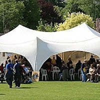 Fun Day 25th May 2015 - The Tea Tent