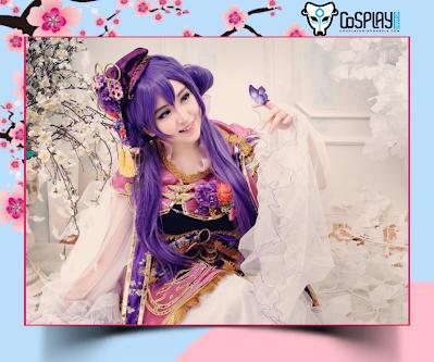 Deretan cosplayer wanita Indonesia terpopuler