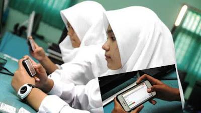 Kemenag Mulai Salurkan Bantuan Paket Data Untuk Siswa dan Guru