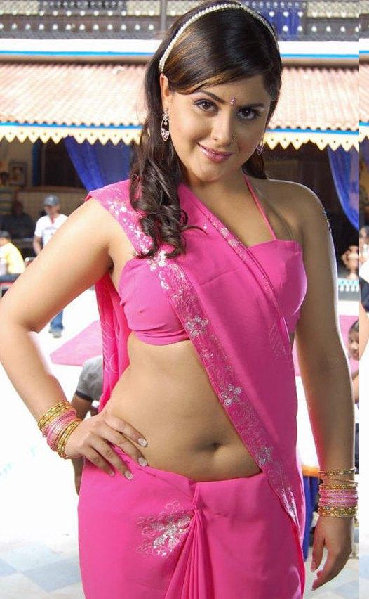 Farzana in Sexy Saree