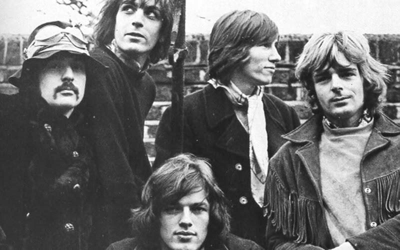 1970's British rock band Pink Floyd.