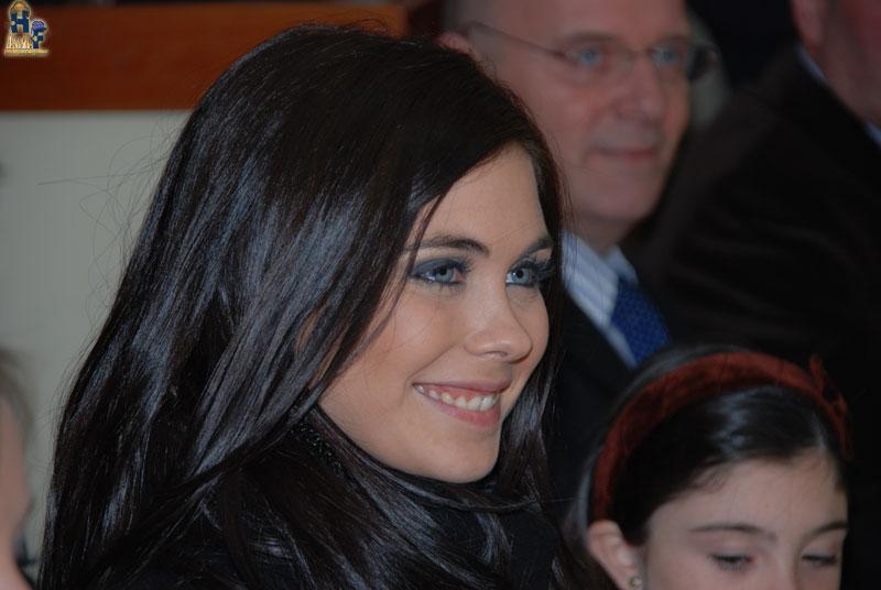 Homenaje Fallera Mayor de Valencia 2011 Laura Caballero
