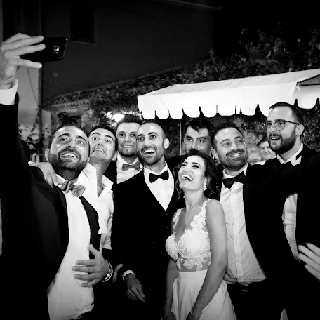 Wedding photographer Fiorentino Pirozzolo (pirozzolo). Photo of 11.01.2018