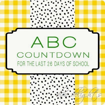 ABC Countdown – Dixie Delights
