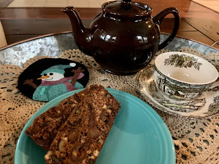 Date and Nut Tea Bread