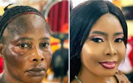 A lady shared a photo that shocked the world (see more)