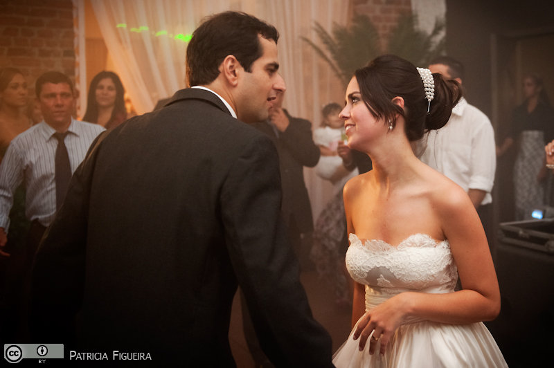 Foto de casamento 2452 de Nathalia e Fernando. Marcações: 04/12/2010, Casamento Nathalia e Fernando, Niteroi.