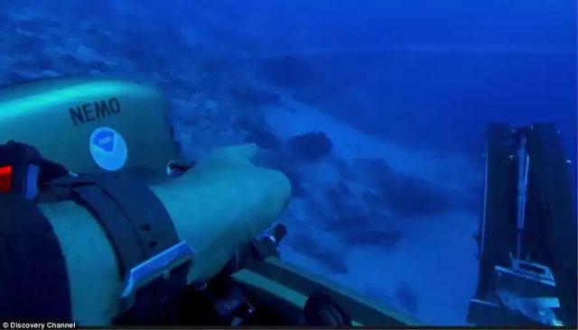 Ερευνητής του Discovery Channel ισχυρίζεται ότι ανακάλυψε αρχαίο διαστημόπλοιο στον βυθό του Τριγώνου των Βερμούδων