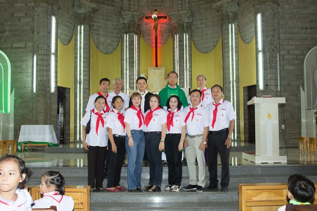 Giáo xứ Chánh Tòa khai giảng năm học giáo lý 2015 - 2016