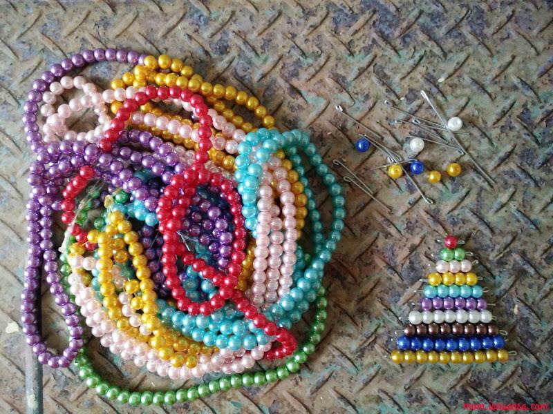 DIY Montessori Beads