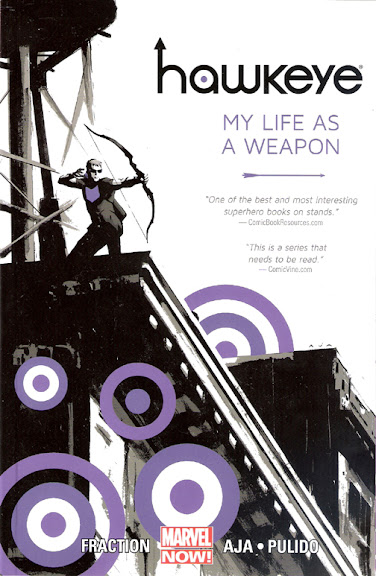 Hawkeye, v. 1: My Life as a Weapon cover