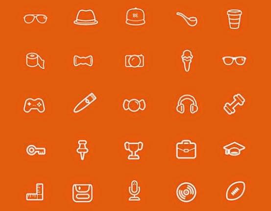 goodies icons