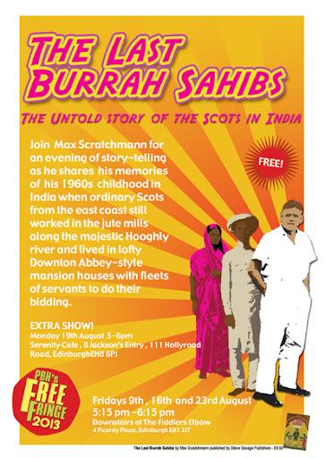 Last Burrah Sahibs