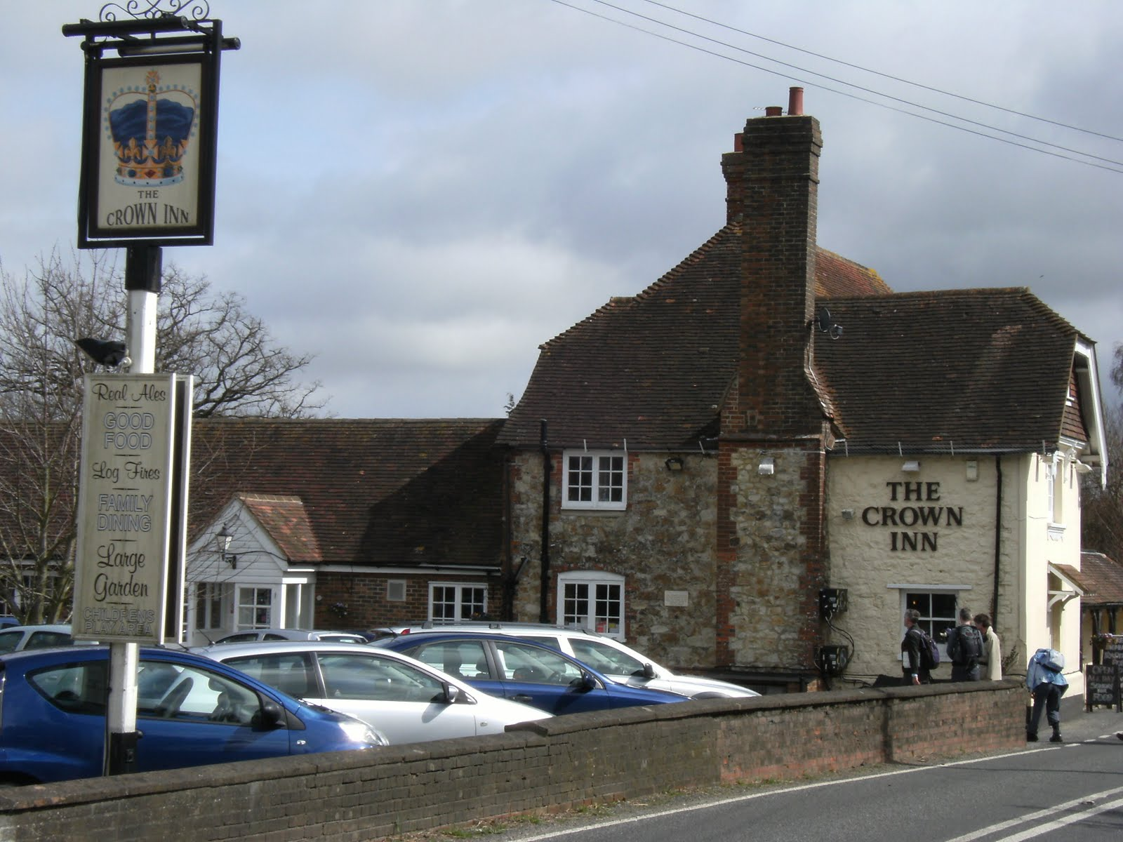 1004050033 The Crown Inn, Cootham
