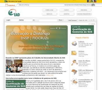 EAD Fiocruz ENSP