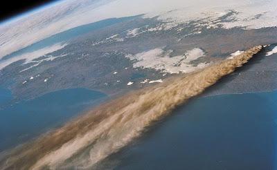 Kliuchevskoi Volcano - (Russia Sept. 1994)