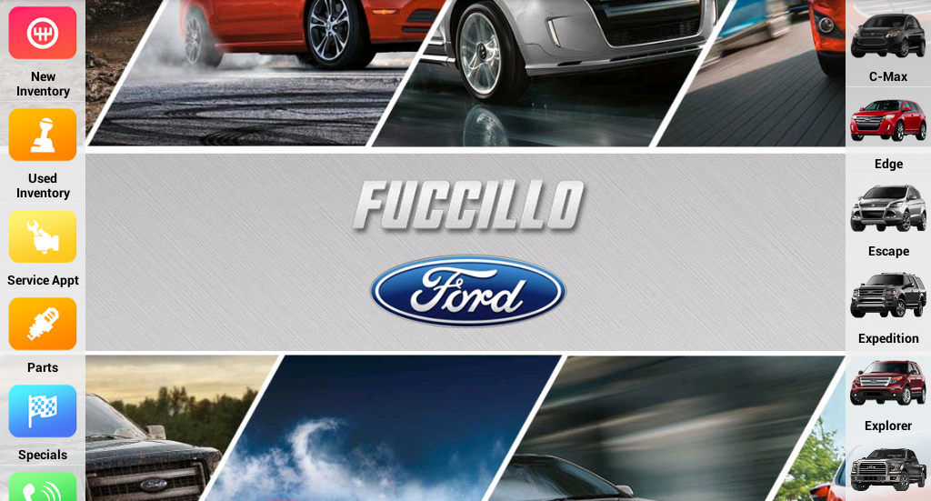 Fuccillo Ford of Seneca Falls- screenshot
