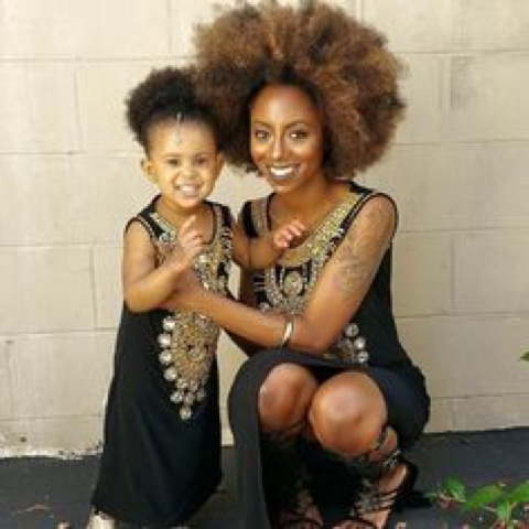 Graceful Hair Makeover African Mother Daughter Hairstyles