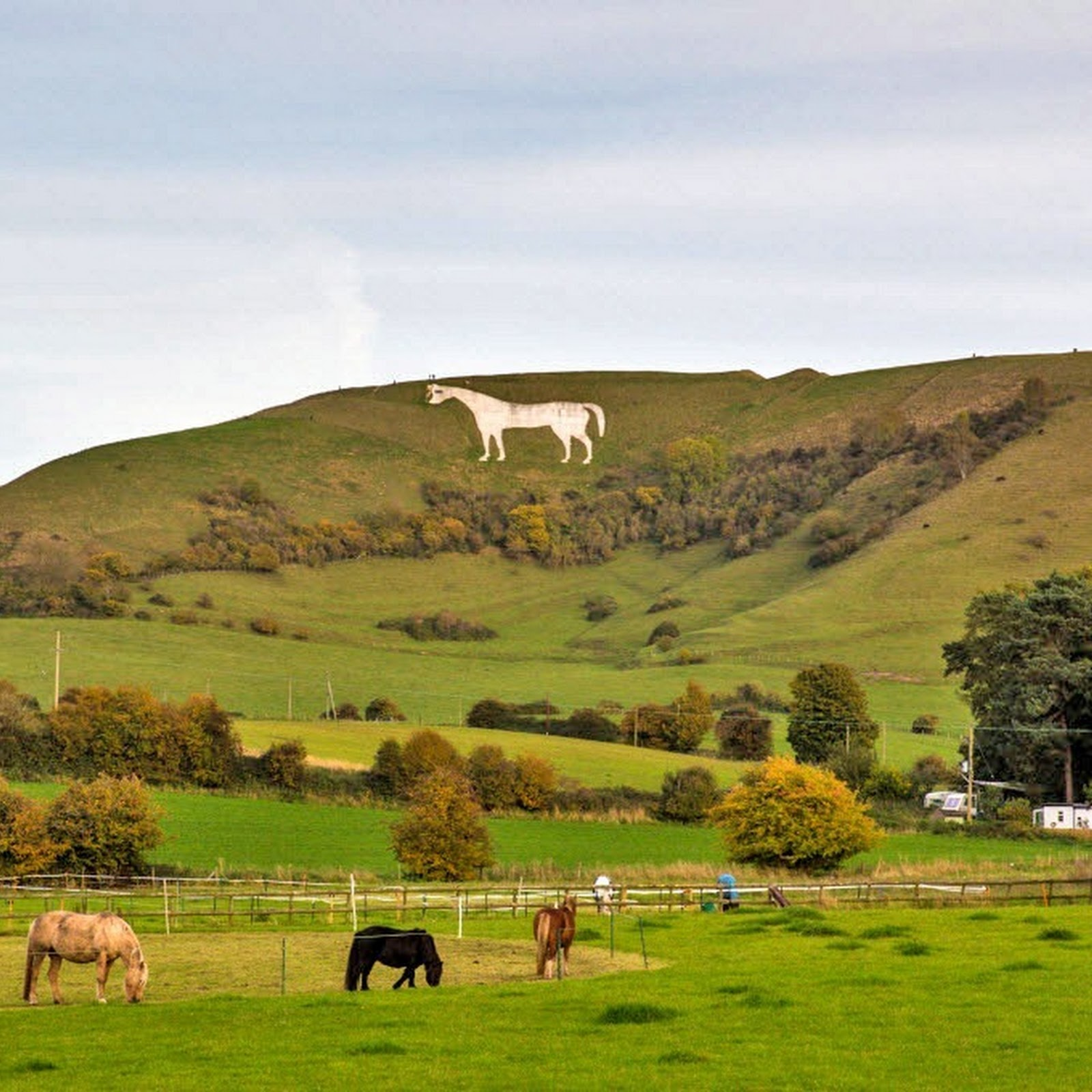 Britain's Giant Hillside Chalk Figures