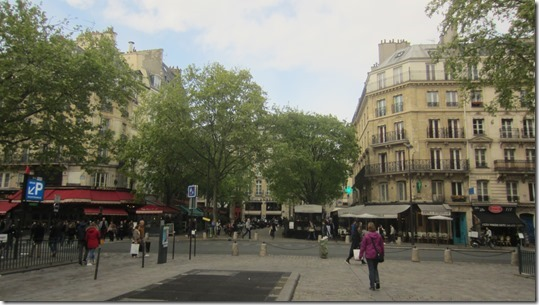 Rue du Bourg Tibourg