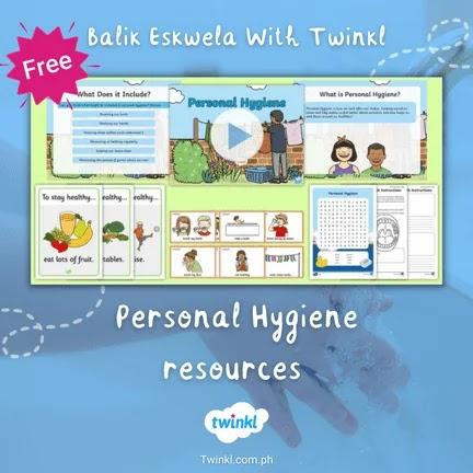 Teaching good hygiene to children