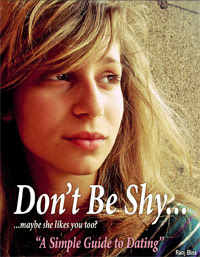 Cover of Ranj Bins's Book Dont Be Shy A Simple Guide To Dating